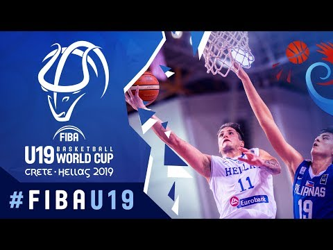 greece-v-philippines---highlights---fiba-u19-basketball-world-cup-2019
