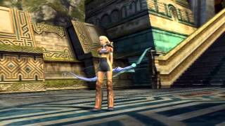 Penelo Victory Poses - Final Fantasy XII
