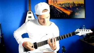 Parkway Drive - The Sound of Violence Guitar COVER [HD]