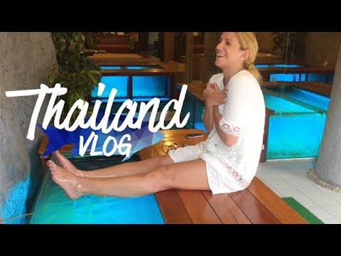 Things To Do In Phi Phi Island - Locals & Doctor Fish Spa