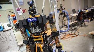 DARPA Robotics Challenge: Team THOR