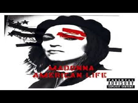 Madonna - AMERICAN LIFE - Top 10 Songs