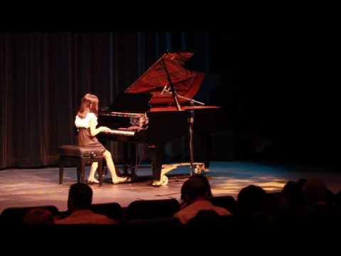 Chopin's Album Leaf performed by Zjazel Villegas
