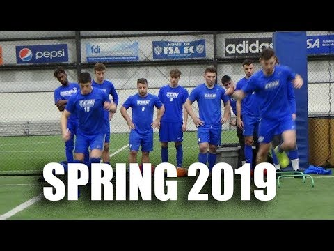 CCSU Blue Devils Spring Training 2019