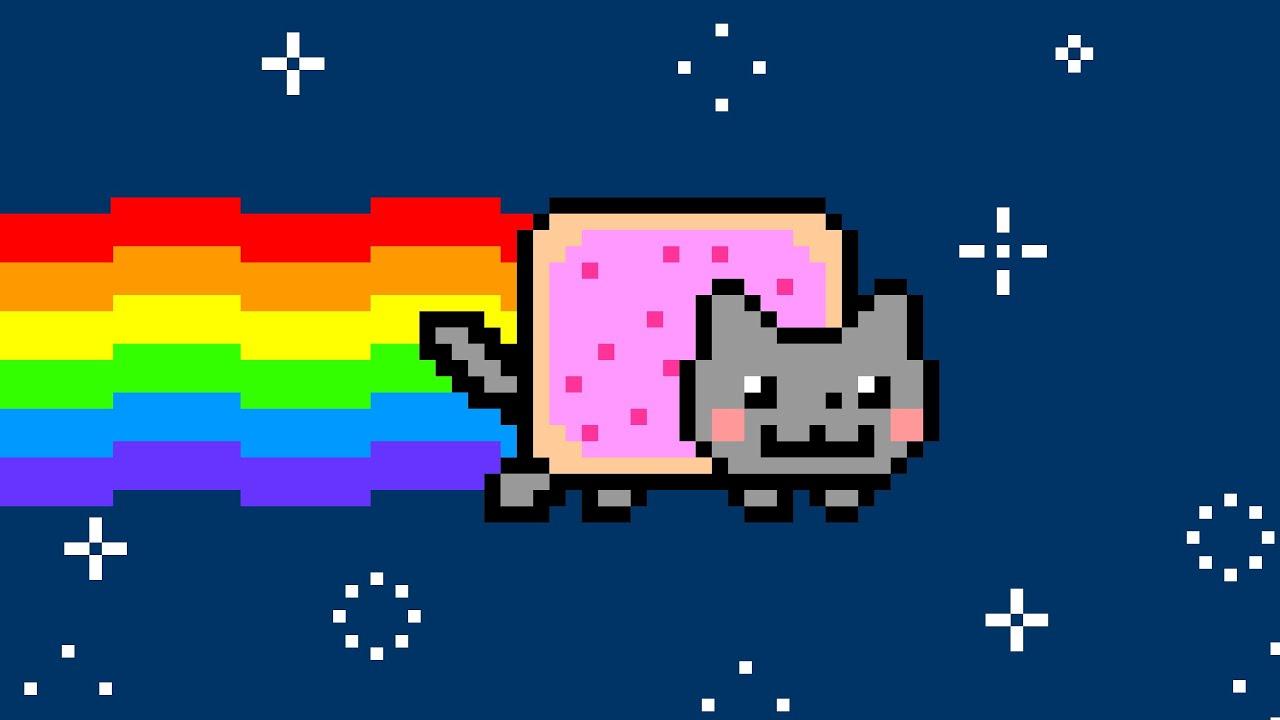 Nyan Cat Wallpaper X