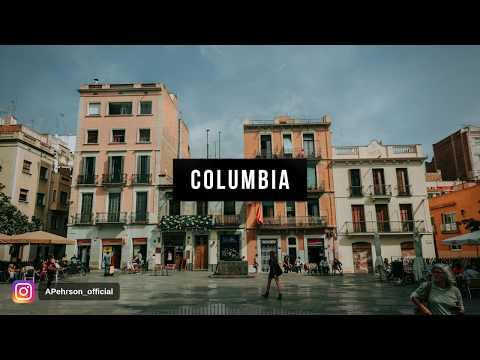 "Gilli ft. NODE - ""COLUMBIA"" type beat (prod. APehrson)"