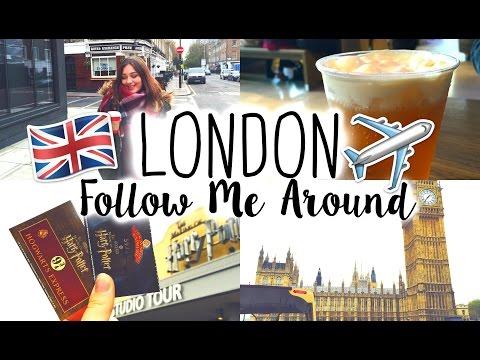 FMA: LONDON / Harry Potter, Oxford Street.. | ItzSannyz