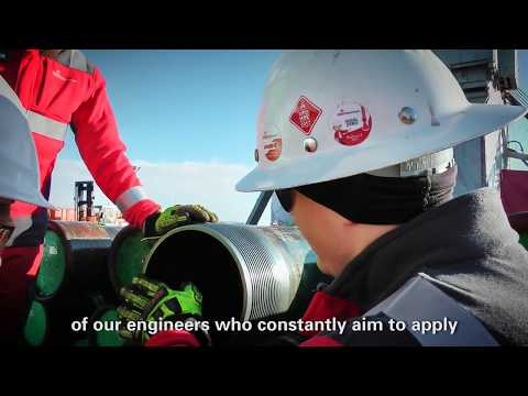 Introducing Dopeless® Technology in Oil & Gas Operations in Poland