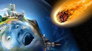 УСПЕТЬ ЗА 60 СЕКУНД! ВСЕ КОНЦОВКИ! ► Meteor 60 Seconds | Взрыв мозга
