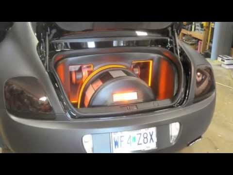 Car Audio Installation At Independence Audio Video Youtube