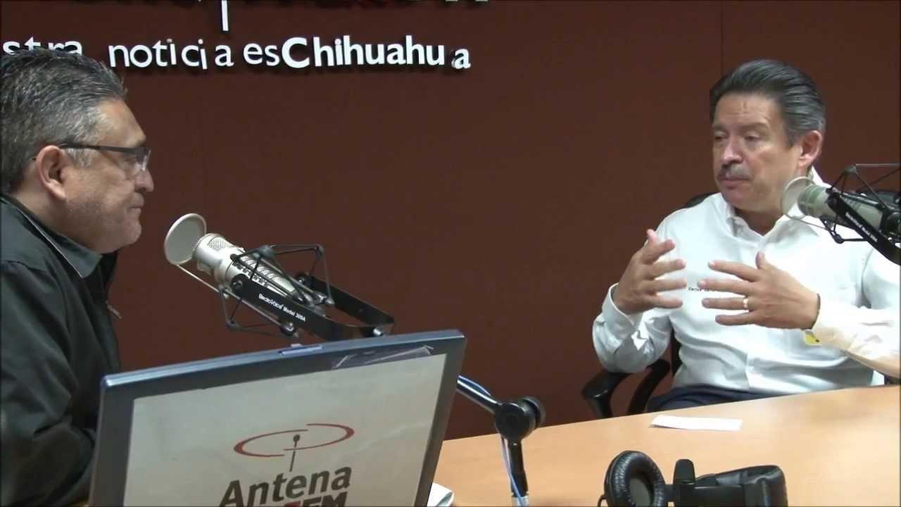 04 02 2014 entrevista con juan enrique l pez por antena - Juan enrique ...