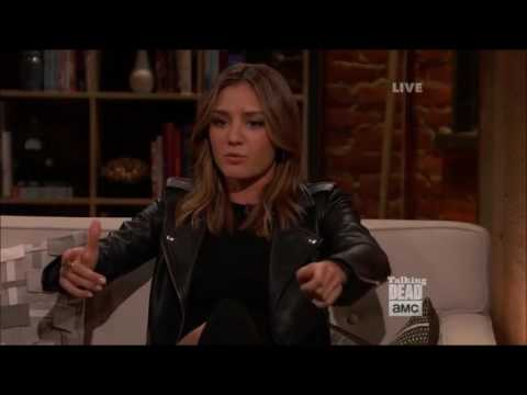 Talking Dead - Christine Evangelista (Sherry)