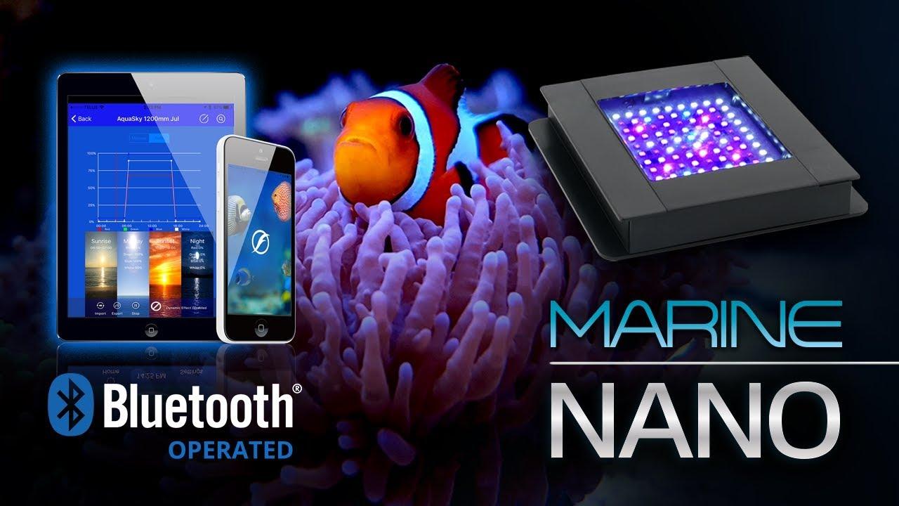 nieuwste collectie winkel grote korting Fluval Marine 3.0 NANO Aquarium Bluetooth LED