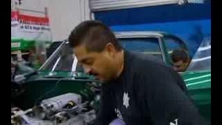 Из грязи в князи Chevelle The Green Car '71 Chevrolet Chevelle
