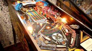 PIN·BOT Gameplay Pinball Machine / Flipper