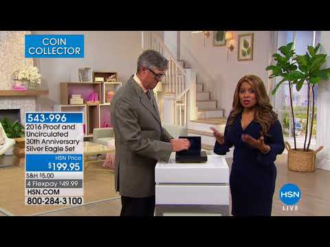 HSN | Coin Collector 03.31.2018 - 07 PM