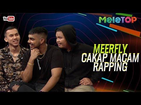MeerFly Cakap Macam Rapping   MeleTOP   Nabil & Amelia Henderson