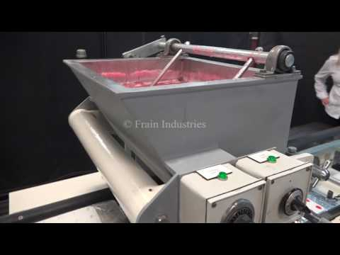 NID Automatic Confectionary Depositor Demonstration