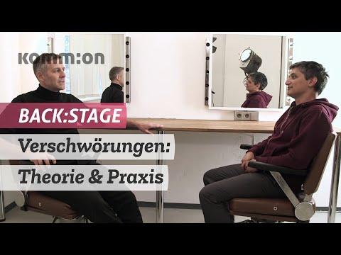 BACK:STAGE Verschwörungen: Theorie und Praxis.