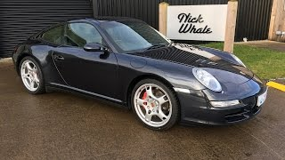 For sale - 2007 Porsche 911 ( 997 ) C4S Coupe Manual - 2 Owners - Low Miles - Nick Whale Sports Cars