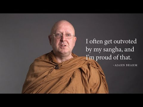 Why the Buddhist Sangha is the World's Oldest Democracy