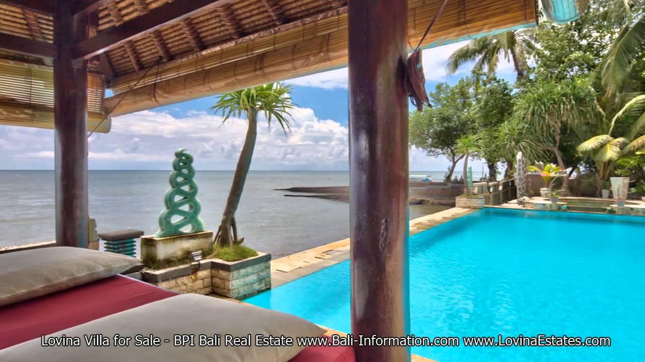 Lovina Villa For Sale North Bali Youtube