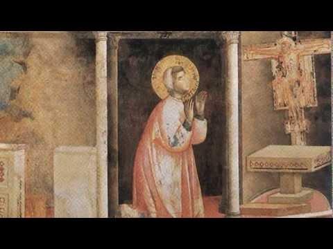 Assisi - Gli affreschi di Giotto nella Basilica Superiore di S. Francesco