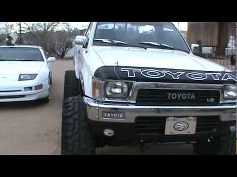 Sick Clean Toyota 4x4 Pickup Lifted Youtube