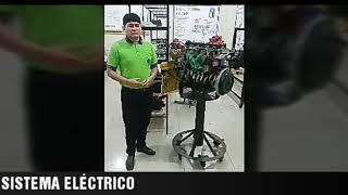 Mecanica Automotriz - Sistemas del Motor ( Sindicato de Choferes de El Guabo)