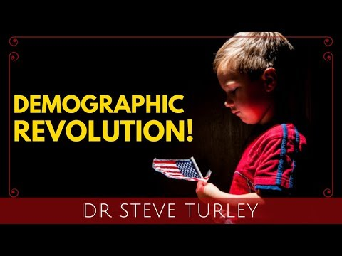 The TRUTH About The DEMOGRAPHIC COLLAPSE In The U.S.!!!