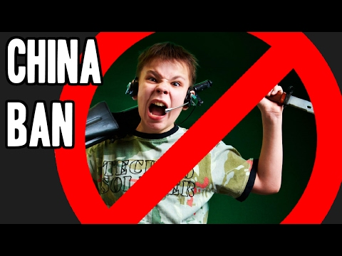 China Trying To Ban Under 18s From Gaming At Night