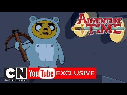 Adventure Time | Sleepover |  Cartoon Network Africa