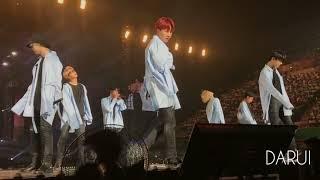 171022 방탄소년단 BTS The wings tour in Taiwan-2,3!+spring day+ending
