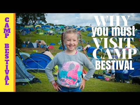 Camp Bestival 2017 - WHY you MUST visit it!