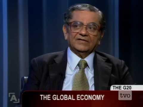 Jagdish Bhagwati on the Global Economy