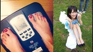 まさか驚愕の体重を公開した芸能人・モデルたち~菜々緒、石田晴香(AKB4...
