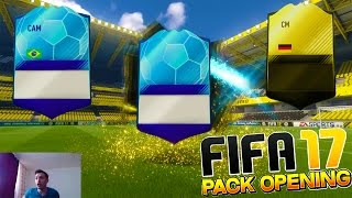 3 Super Carduri Speciale - FIFA 17 Pack Opening