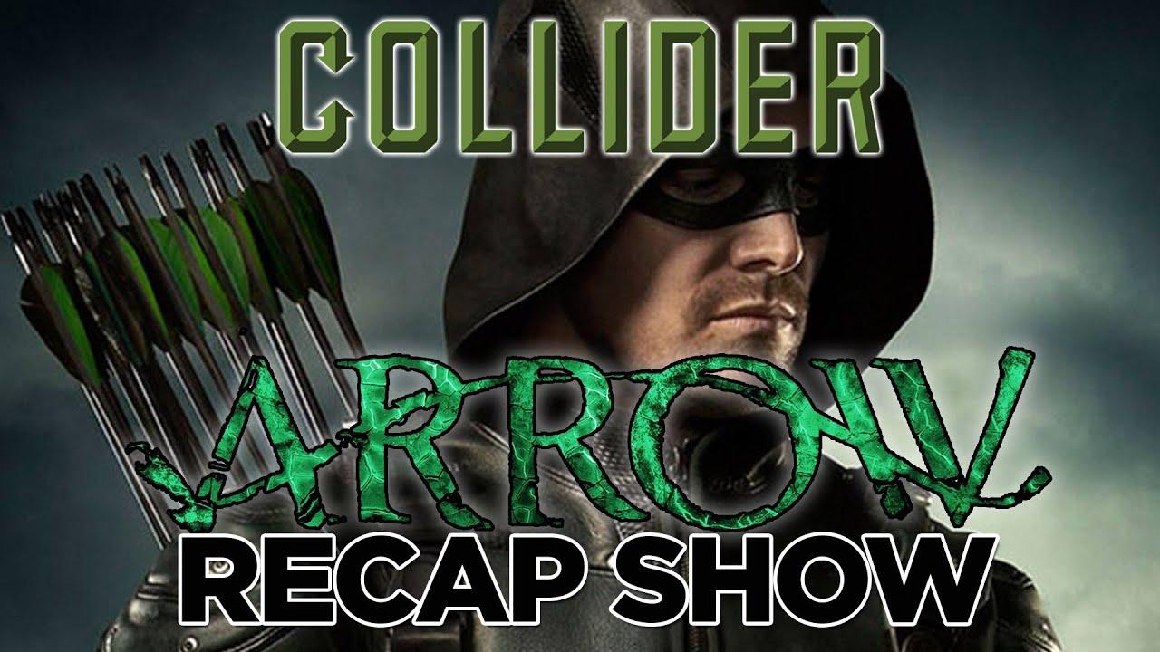 """Download Arrow Recap & Review - Season 4 Episode 12 """"Unchained"""""""