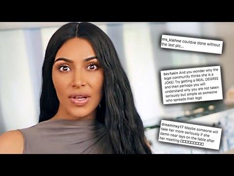 Kim Kardashian Slammed Over 'Inappropriate' White House Photos