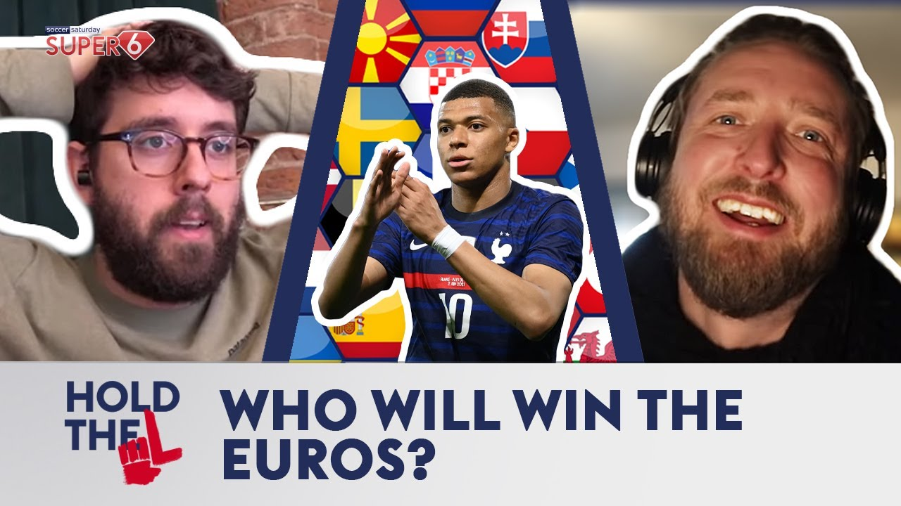 FRANCE WILL WIN EURO 2020! | HOLD THE L EUROS