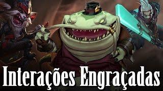 As Falas mais Engraçadas #1 League of Legends