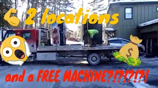 How I got 2 new locations and a FREE machine!!!