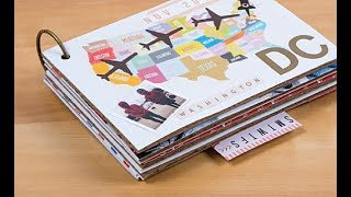 Top 40 Awesome Scrapbook Design Ideas | DIY Creating Greeting Cards Homemade Easy and Simple 2018