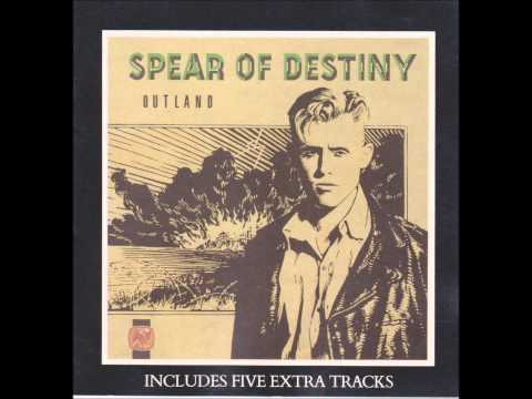 SPEAR OF DESTINY Never Take Me Alive