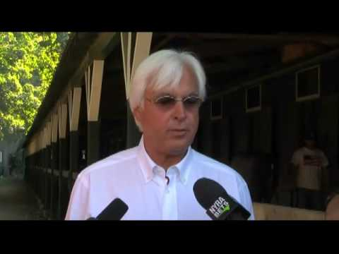 Post Travers Interview Bob Baffert August 28 2016 - YouTube