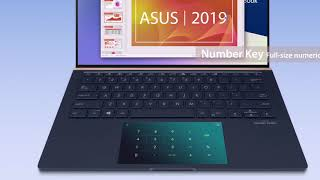 How to improve your input efficiency with Number Key and Handwriting on ScreenPad 2.0 | ASUS