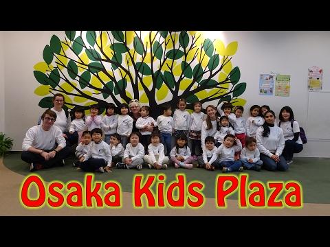 Osaka Kids Plaza  - Excursion VLOG  [Deutsche Schule Kobe/European School]