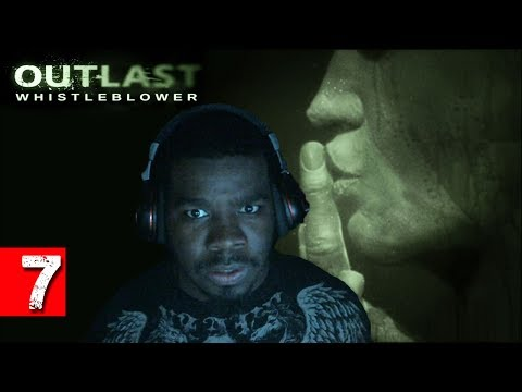 Outlast Whistleblower Scary Game...