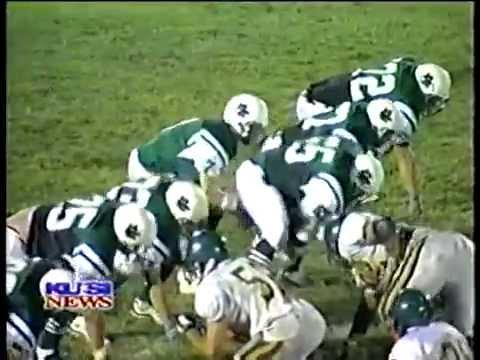 Helix High School football, 2001