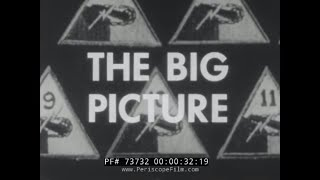 """BATTLE OF THE BULGE / U.S. ARMY TV SHOW """"THE BIG PICTURE"""" 10th ARMORED DIVISION 73732"""